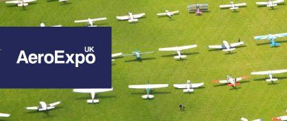 Nephex Flight to exhibit at AeroExpo UK